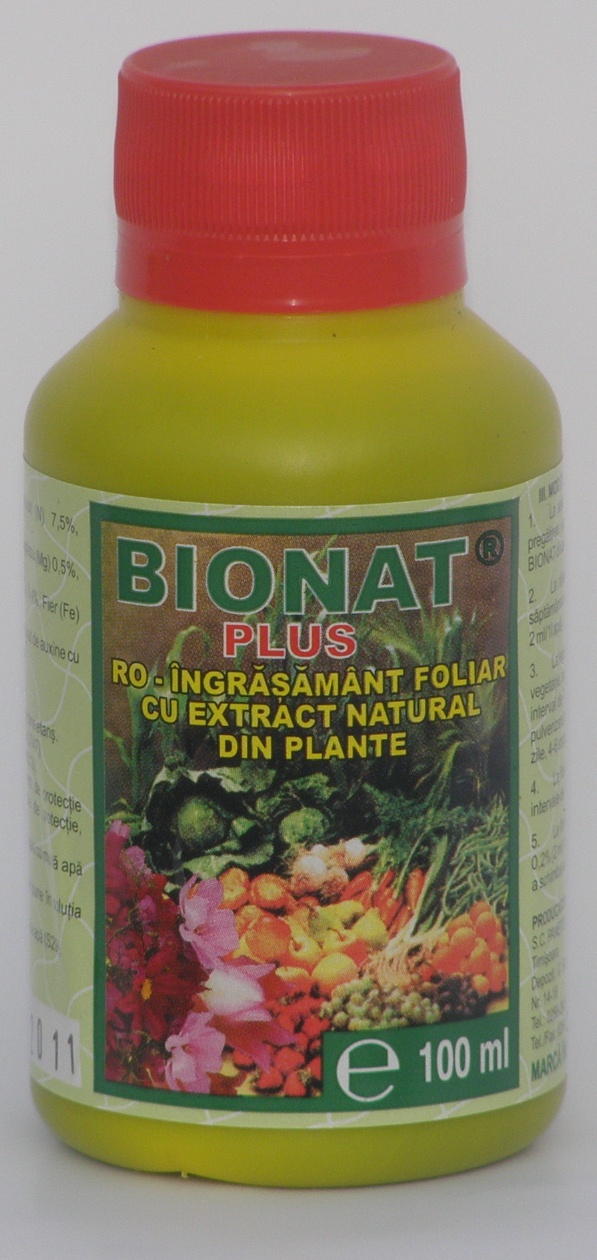 Bionat Plus 100ml
